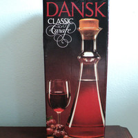 MIB Dansk Classic Carafe Gunnar Cyren with by valeriesvintagehome