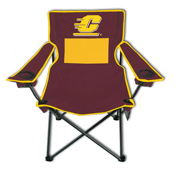 Central Michigan Chippewas NCAA Ultimate Adult Monster Mesh Tailgate Chair