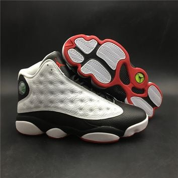 "Air Jordan 13 Retro ""He Got Game"" Basketball Shoes Size US 5.5-13"