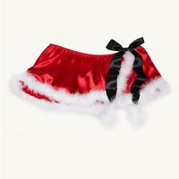 Miss Claus Wrap Mini Skirt | Lingerie | rue21