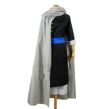 Men Cos Anime Gintama Silver Soul Male  Kamui Gintama Cosplay Costume Anime GINTAMA Cosplay Halloween for Party 89