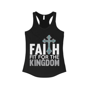 Faith Fit For The Kingdom - Women's Tank