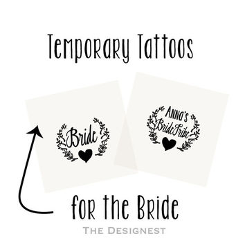 Bride Tribe, Bachelorette Tattoos, Bachelorette Party, Drink Tattoos, Bachelorette Tattos, Bachelorette Bash, Bachelorette
