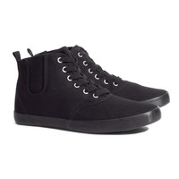 H&M - Sneakers - Black - Ladies