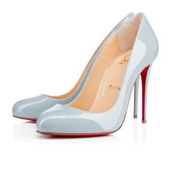 Dorissima 100mm Horizon Patent Leather