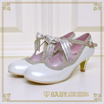 Heart Milky Way Pumps / Heart Milky Way pumps | BABY, THE STARS SHINE BRIGHT