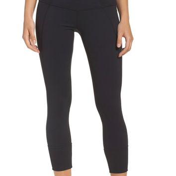 Zella Moonlight High Waist Midi Leggings | Nordstrom