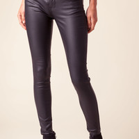 Bowen Coated Skinny Pants