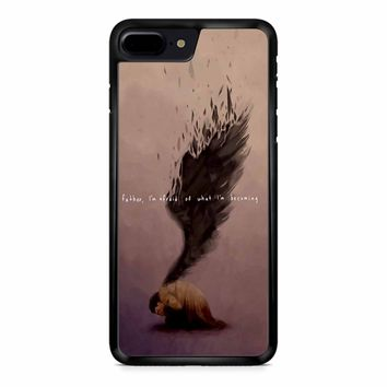 Supernatural Castiel Quote iPhone 8 Plus Case