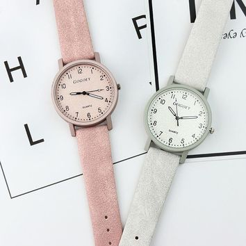 Fashion Womens Leather Watches