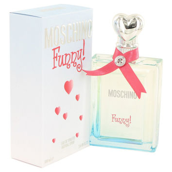 Moschino Funny By Moschino Eau De Toilette Spray 3.4 Oz