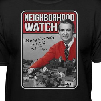 Mister Rogers Neighborhood Watch T-shirt