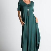 The T-shirt Maxi in Bistro