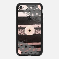 Delicada iPhone 7 Capa by Li Zamperini Art | Casetify