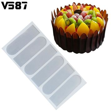 NEW 3D Door Shape Silicone Chocolate Mold Birthday Cake Cookie Decorating Tools Cake Stencil Muffin Pan Mould Bakeware