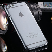Ultra Thin Crystal Clear Case For Iphone 6 4.7 Inch Phone Cover For Iphone6 6s