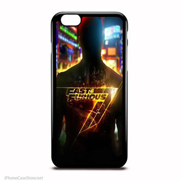 Fast And Furious 7 Light Logo Case For Iphone Case