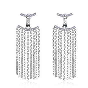 Elite Waterfall Earrings