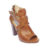 Steve Madden - SPRIING COGNAC LEATHER