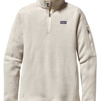 Patagonia Women's Better Sweater 1/4 Zip (Close-Out)