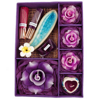 Incense & Candles Gift Pack