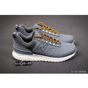 New Balance 574 limited edition tide brand casual shoes F-SSRS-CJZX Grey