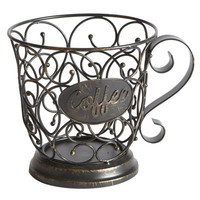 Villa Coffee Mug Decor