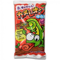 Chameleon Ramune Flavor Changing Candy