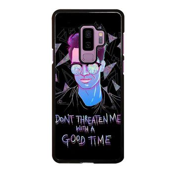 PANIC AT THE DISCO BRENDON URIE Samsung Galaxy S9 Plus  Case