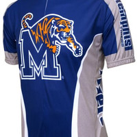 NCAA Men's Adrenaline Promotions Memphis Tigers Road Cycling Jersey