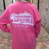 Southern Shirt Co Long Sleeve T-Shirt - Plantation Collection