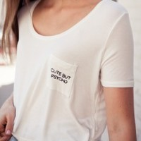 Brandy ♥ Melville | Search results for: 'cute but psycho'