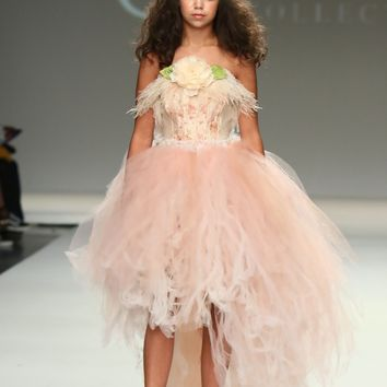 Photography-Quinceanera-prom-bridal gown-blush tutu
