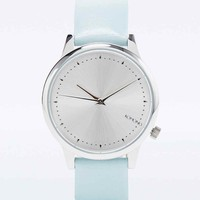 Komono Estelle Analog Watch in Teal - Urban Outfitters