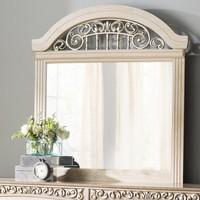 Johnby Arched Dresser Mirror