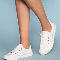 Ziggy Sneakers - White