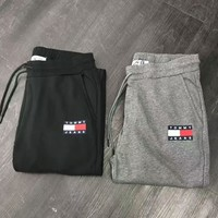 Tommy Hilfiger Woman Men Fashion Pants Trousers Sweatpants