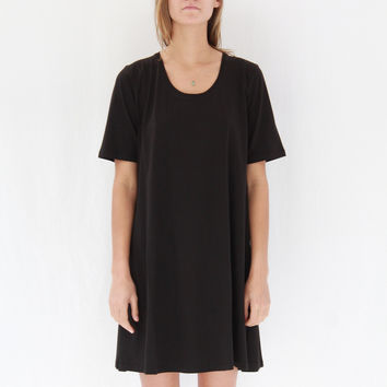 Kowtow Swing Dress Black