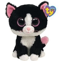 Ty Beanie Boos - Pepper the Cat