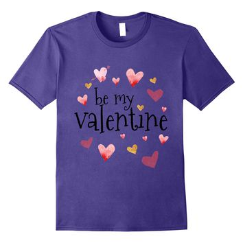 Valentines Day Gift Shirt for Him and Her - Be my Valentine
