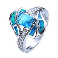 Bohemia Engagement Cocktail Ring For Women Rp0013
