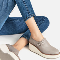 BLUCHER WEDGES - NEW IN-WOMAN | ZARA United States
