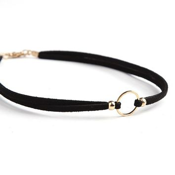 Sundown Choker in Black