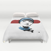MOD Duvet Cover by Matt Irving