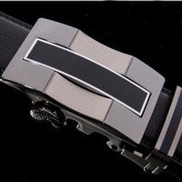 Men Automatic Buckle Belt