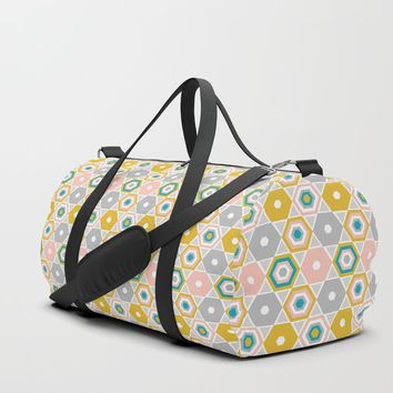 Reflection - Dreamgirl Duffle Bag by heatherduttonhangtightstudio