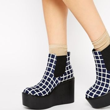 ASOS EMPEROR Chelsea Ankle Boots at asos.com