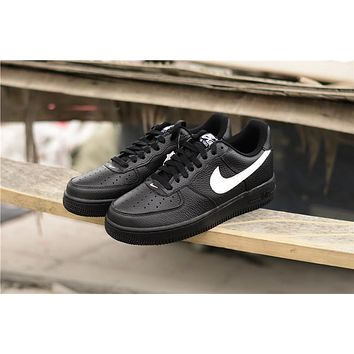 Nike Air Force 1 '07 Lv8 Suede 35anni Black/white 3m Aa4083 001 | Best Deal Online