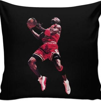 Micheal Jordan Pillow