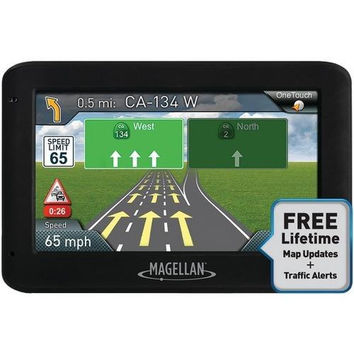 "MAGELLAN RM2535SGLUC RoadMate(R) 2535T-LM 4.3"" GPS Device with Free Lifetime Maps & Traffic Updates"